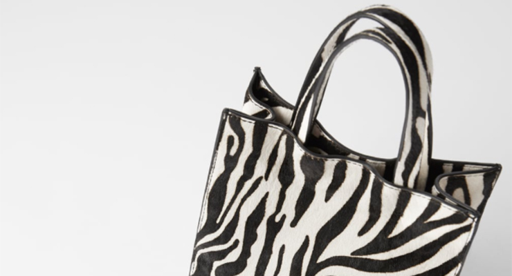 Style It Yourself – Zebra tas