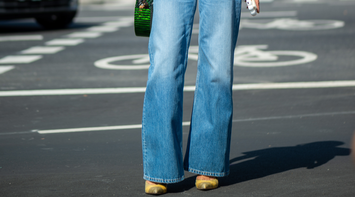 Broke or Bargain: Goldsign wide-leg jeans