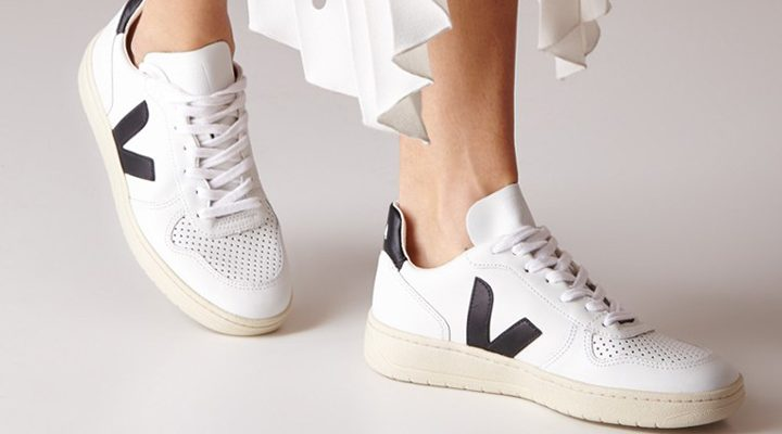 Style It Yourself - Veja sneakers