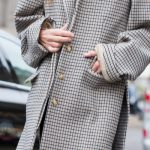 Broke or bargain: TIBI woven trenchcoat