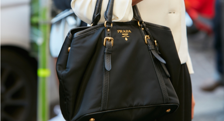 Broke or Bargain: Prada leather bucket bag