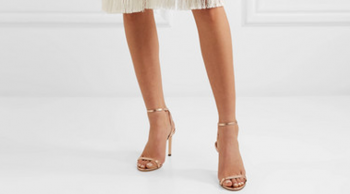 Broke or Bargain: Jimmy Choo leather sandals
